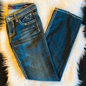 Vigoss Jeans-Sz 5/6 or 28-Bootcut-Great Condition